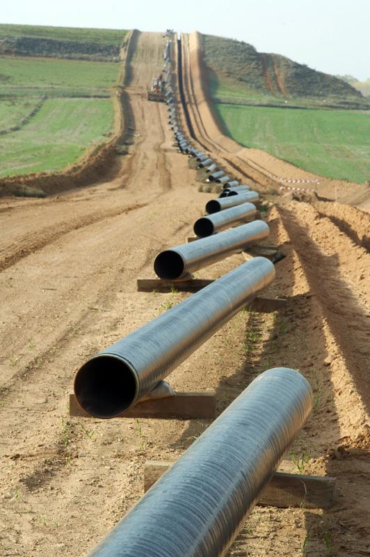 pipeline  Construction Management