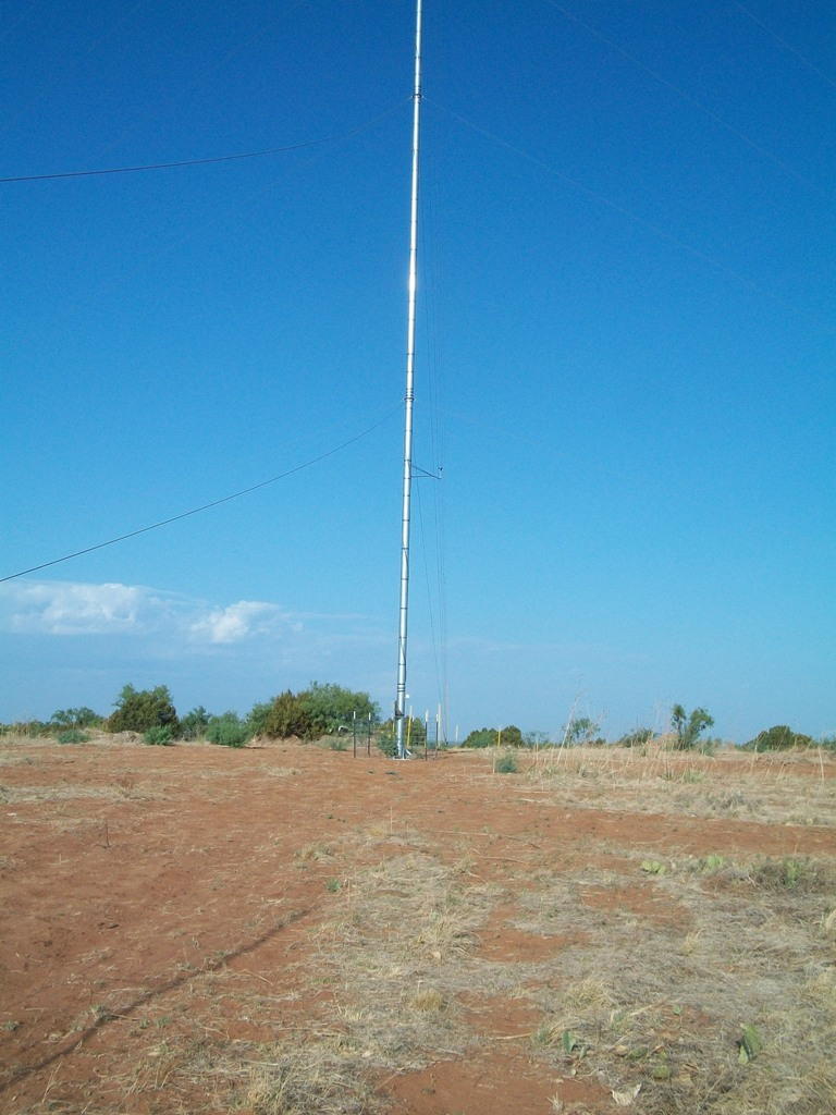 Comanche Ridge Wind Project - FAA Coordination