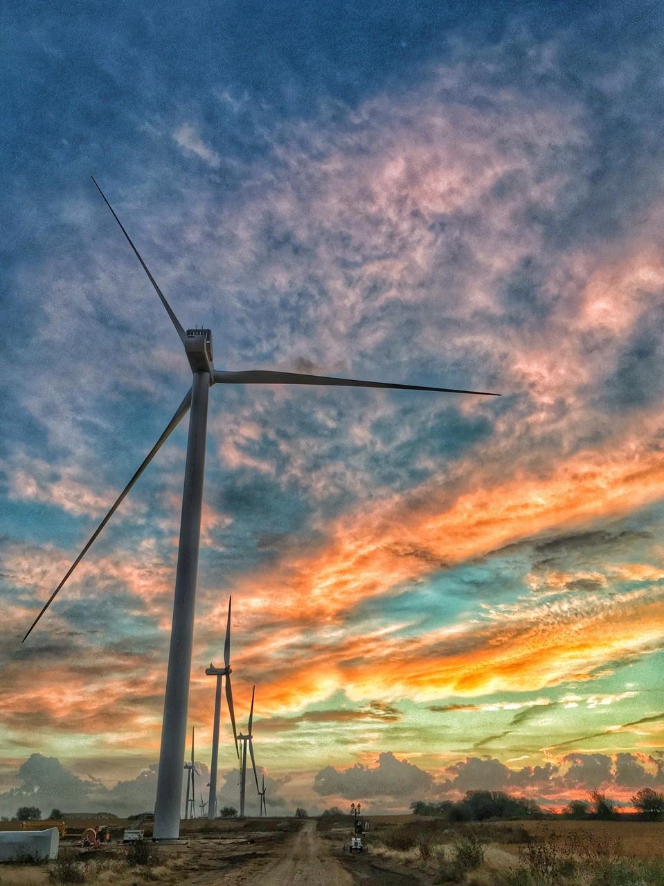 Frontier Wind Project - Construction Management