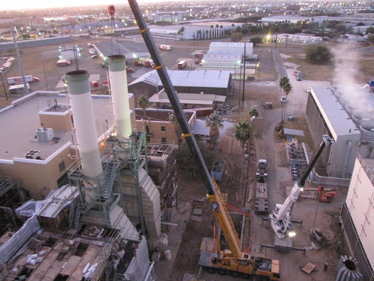 Laredo Power Plant