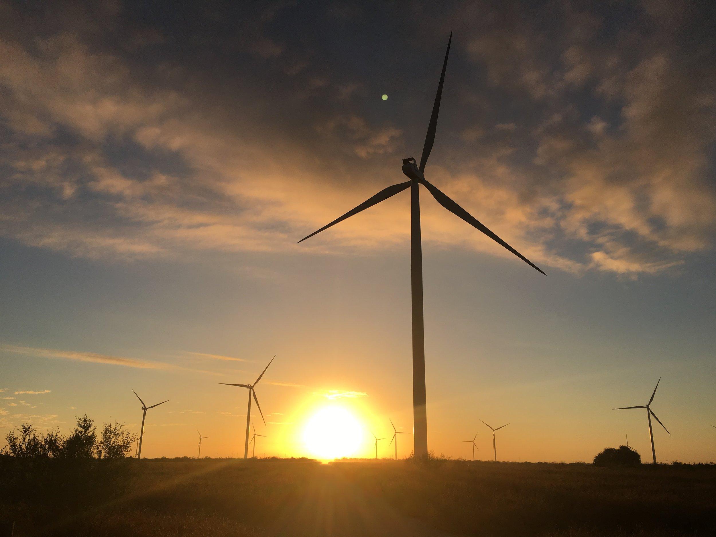 Los Vientos III - IV Wind Projects