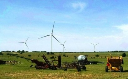 Frontier Windpower Project