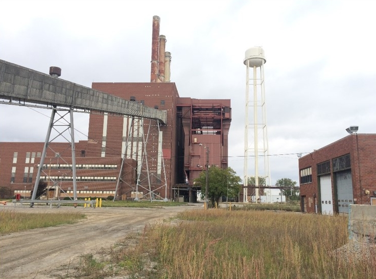 Whiting Power Plant
