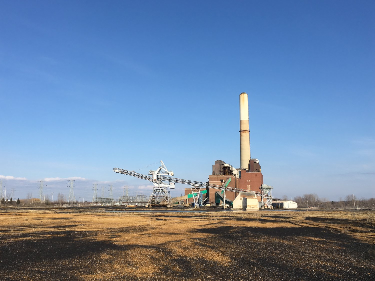 Cobb and Whiting Power Plants
