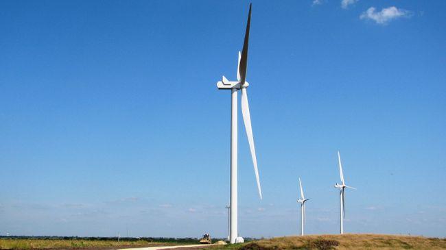Frontier Windpower II