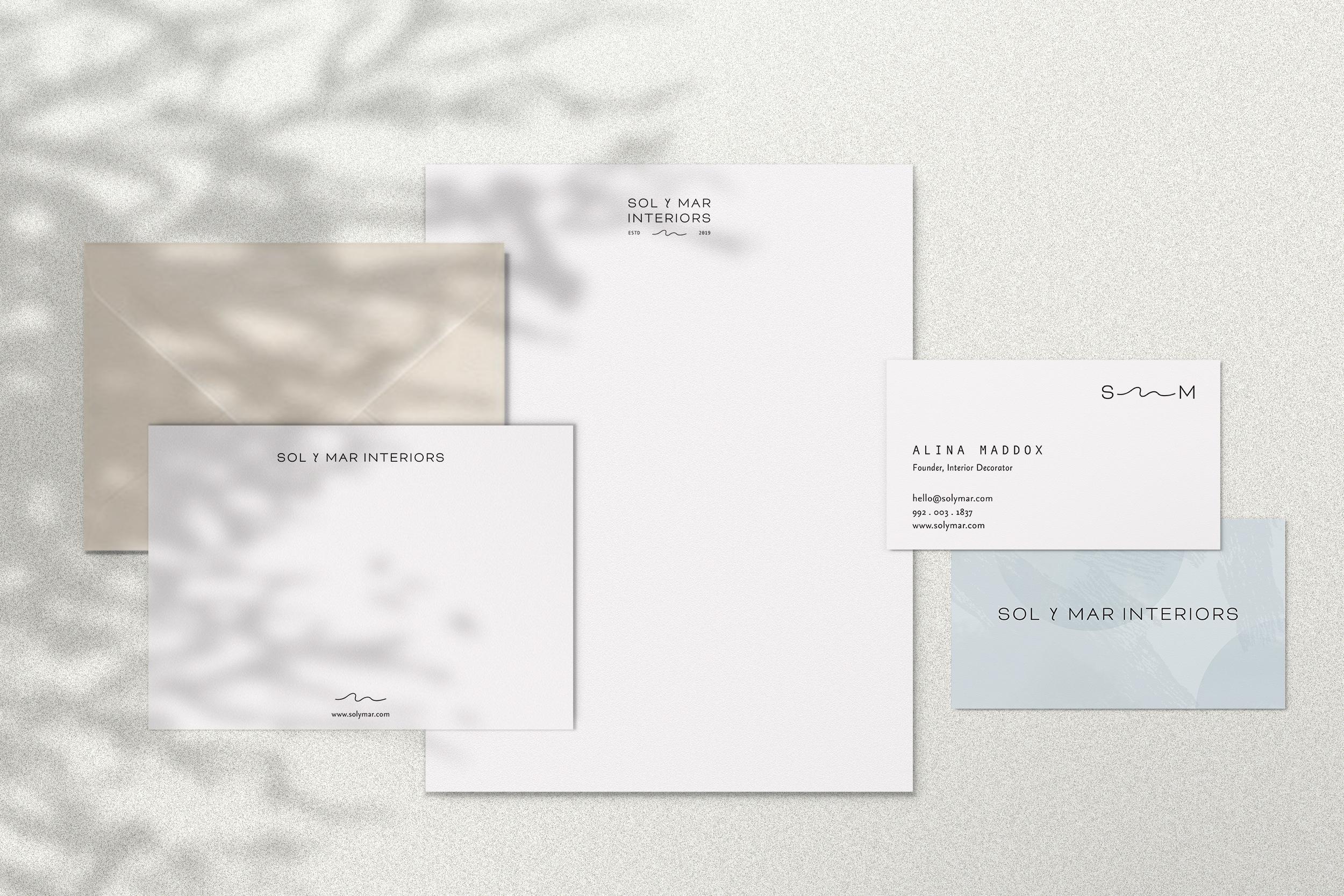 Sol y Mar stationery.jpg