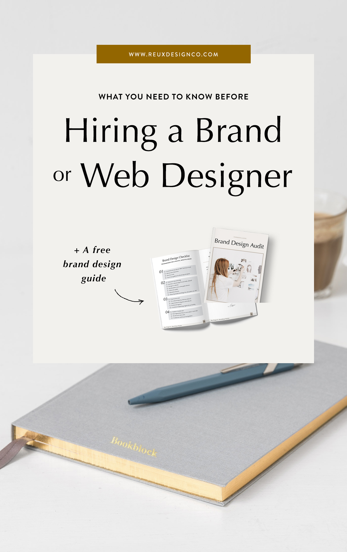 4 myths you shouldn't believe and what you need to know before hiring a brand or web designer | Reux Design Co. — Brand & Web Design for Holistic, Sustainable Businesses