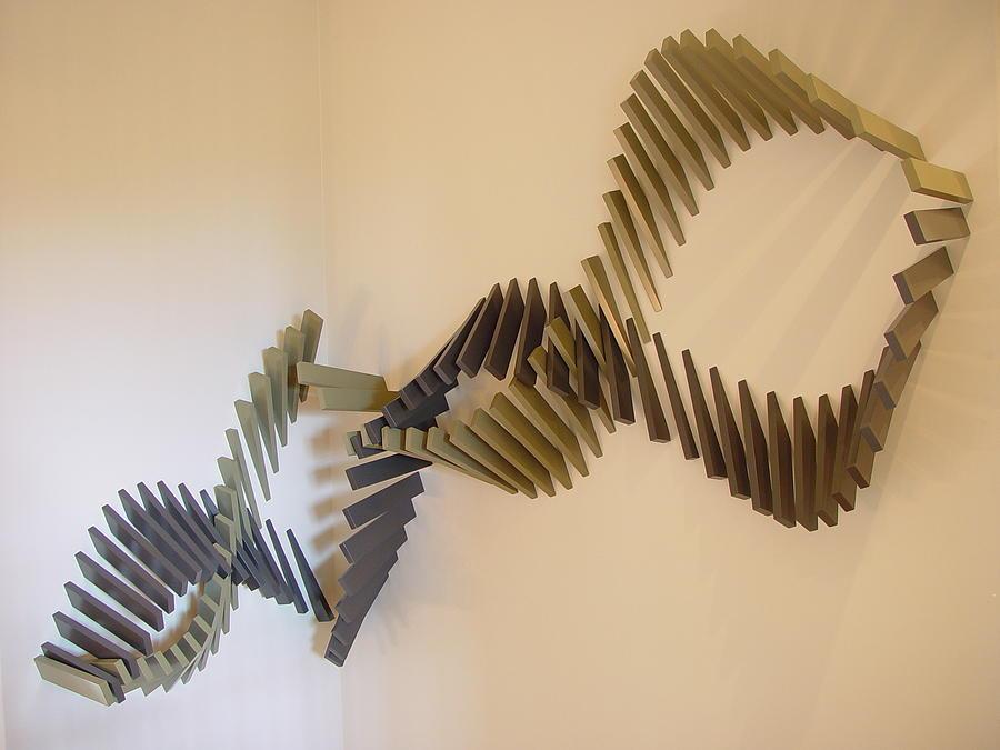 Double Helix by Bruce Peebles