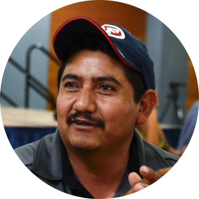 Migrant workers and their families in California's agricultural regions