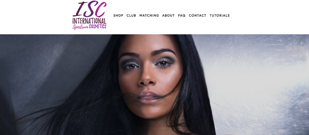 International spectrum cosmetics -