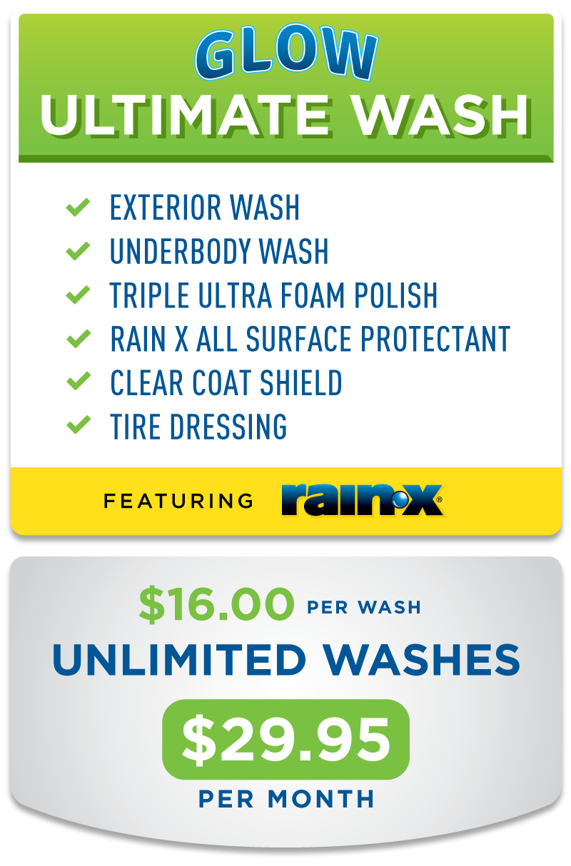 Unlimited Ultimate Wash