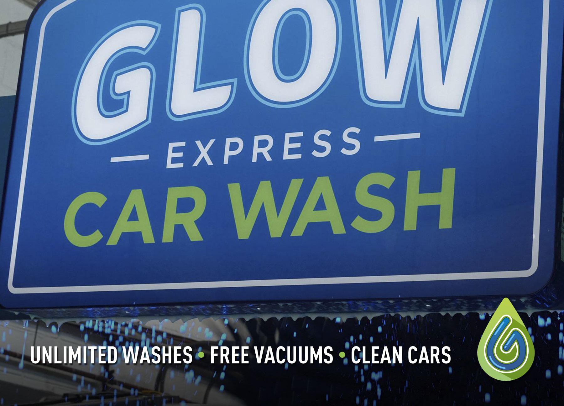 Unlimited Washes. Free Vacuums. Clean cars.