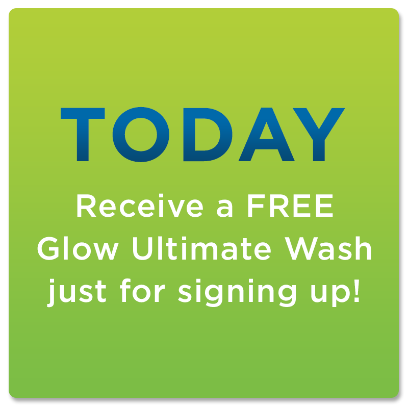 Today - Free Glow Ultimate Wash