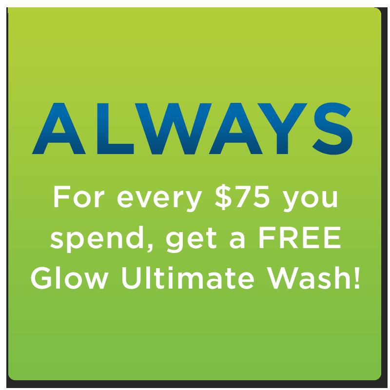 Always - Free Glow Ultimate Wash