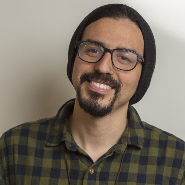 Edgardo Salgado,Instructor at Berges Institute