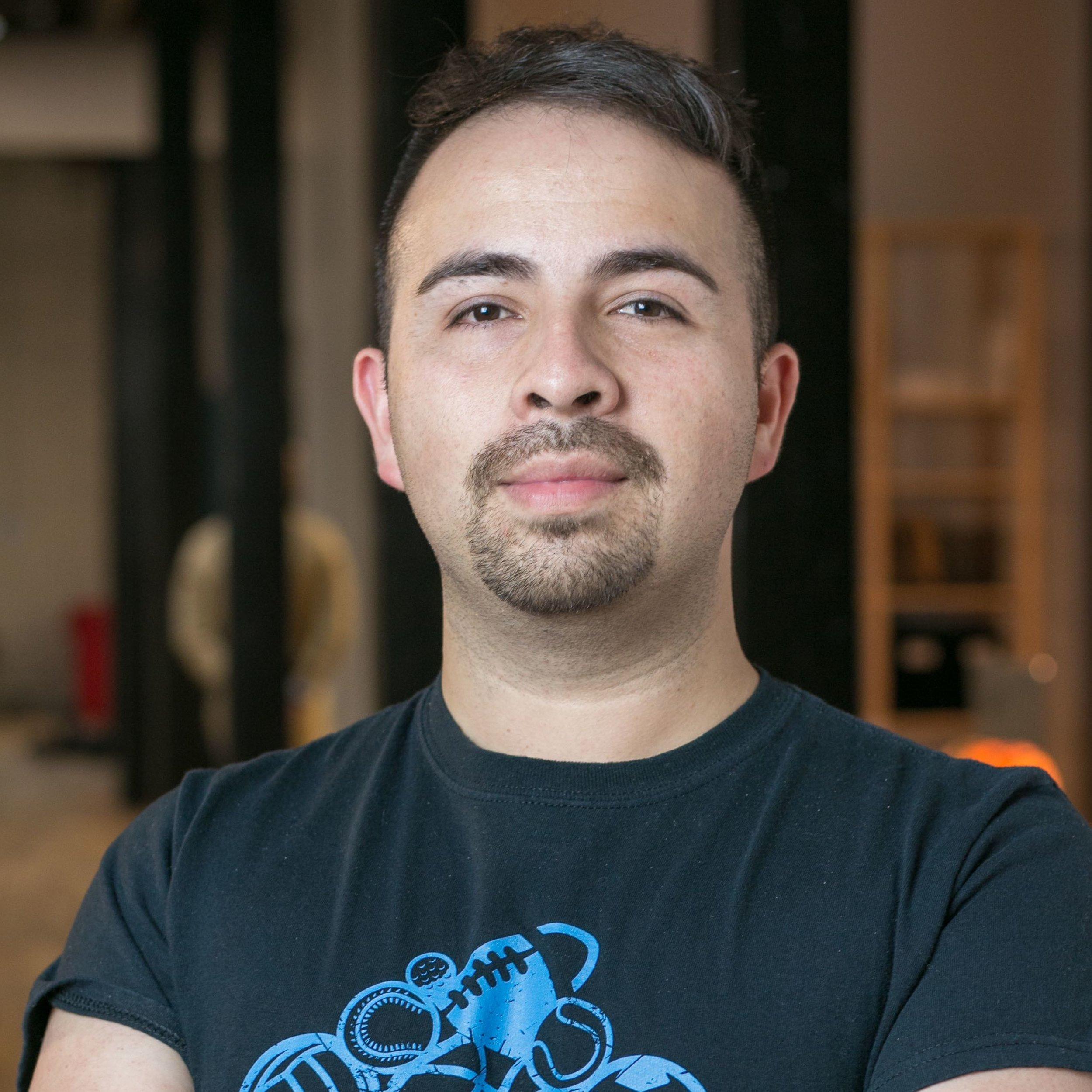 Jesus Alvarez,Instructor at Berges Institute