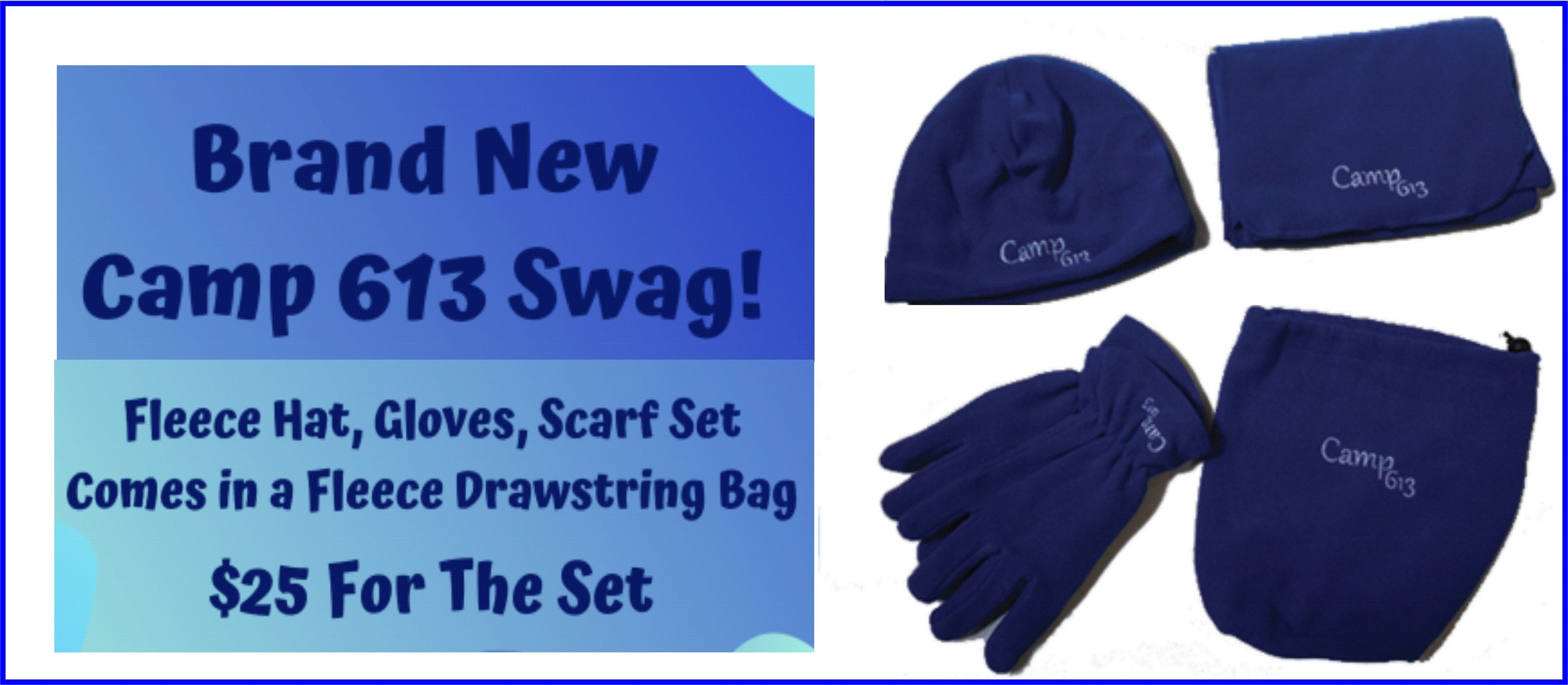 CaMP Merchandise - Click Here to order Merchandise