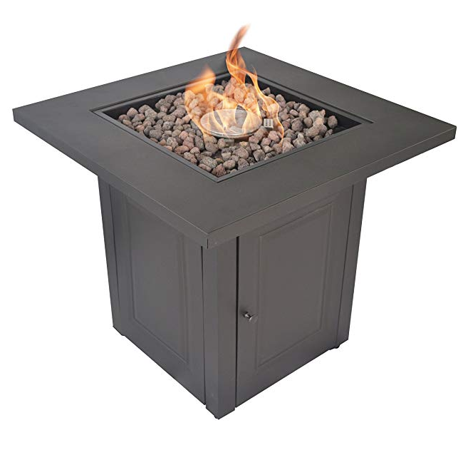 A CHANCE TO WIN AN OUTDOOR FIREPLACE -