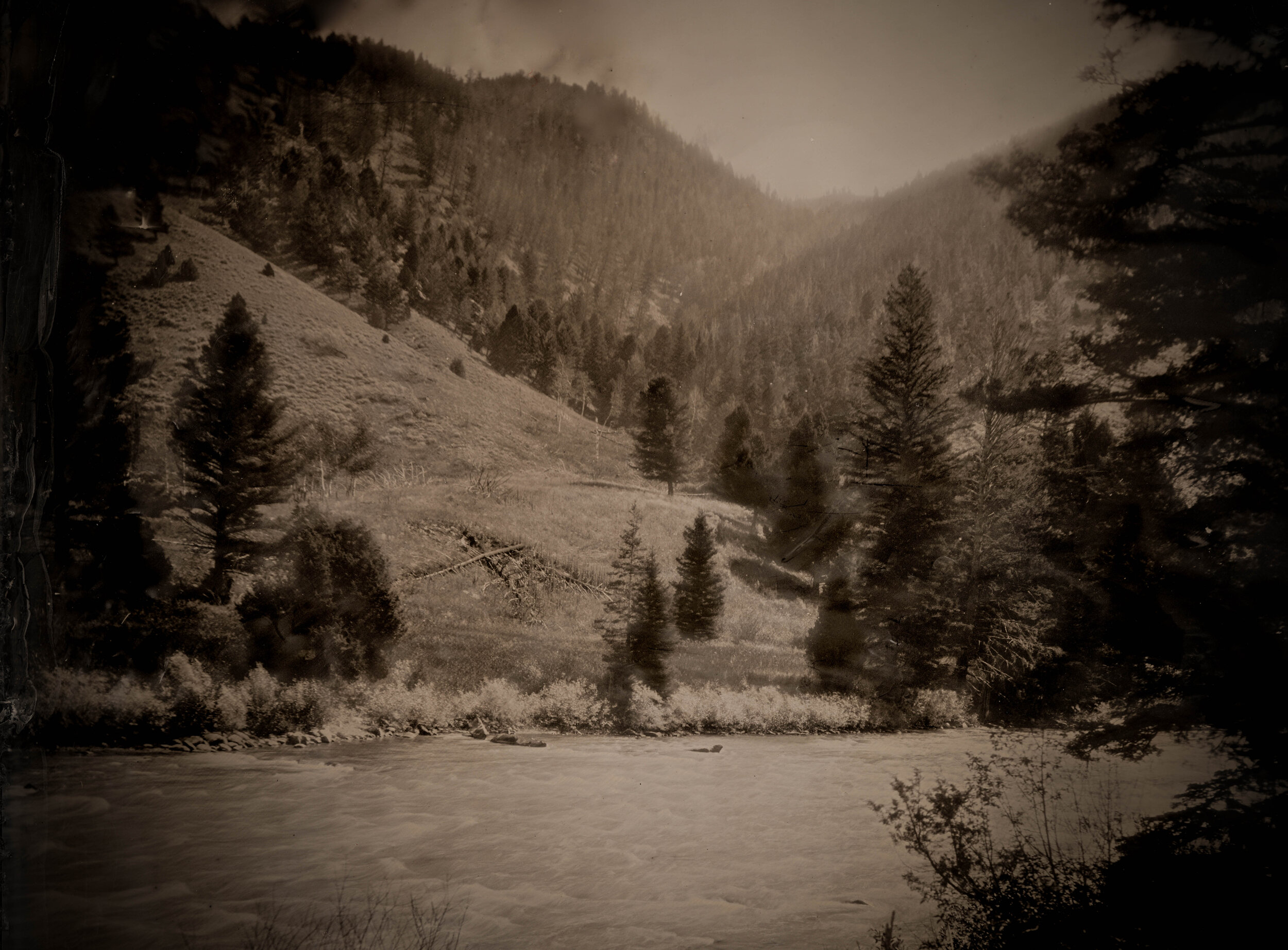 Montana | Gallatin River 2