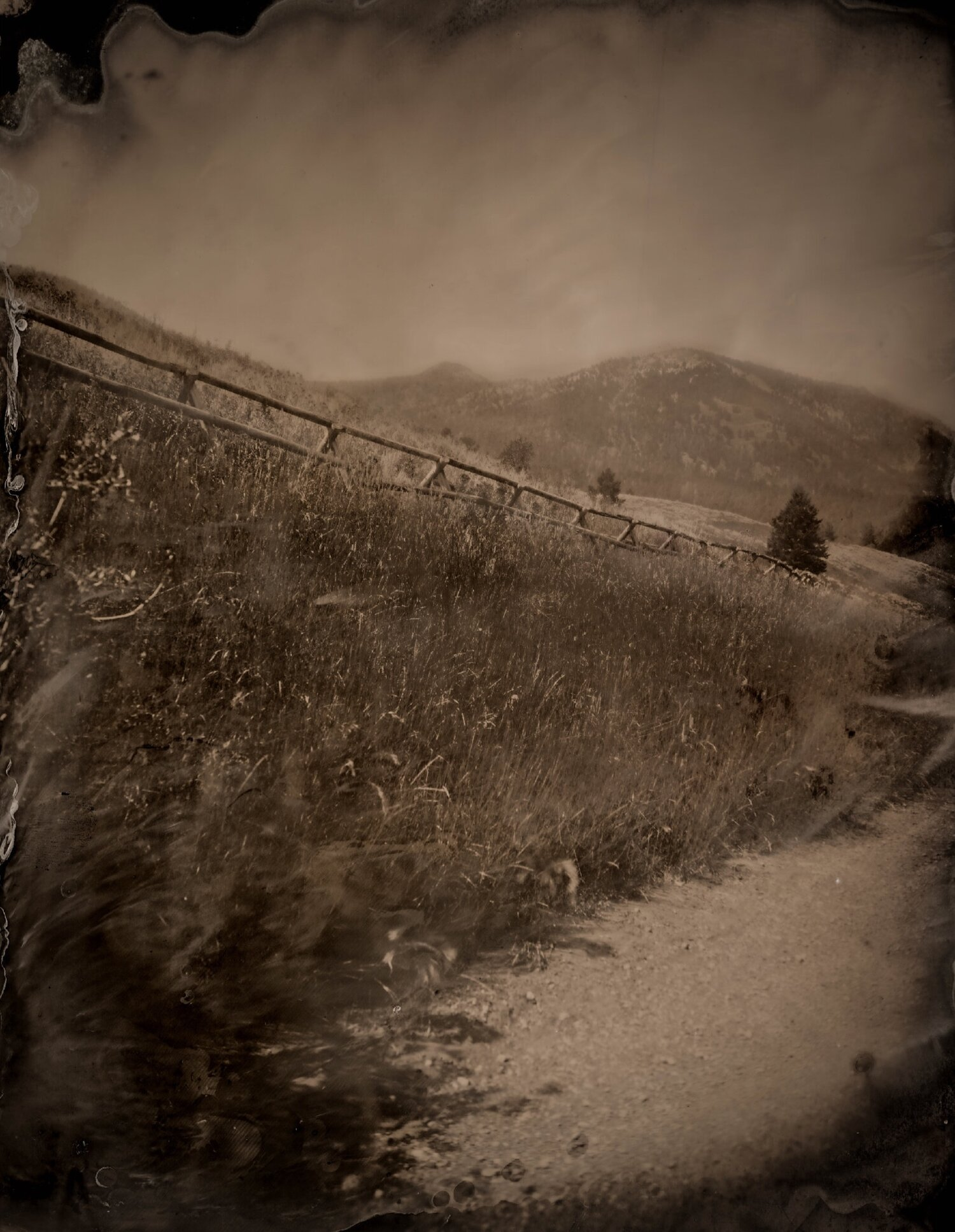Montana | Lone Mountain Ranch Road 1