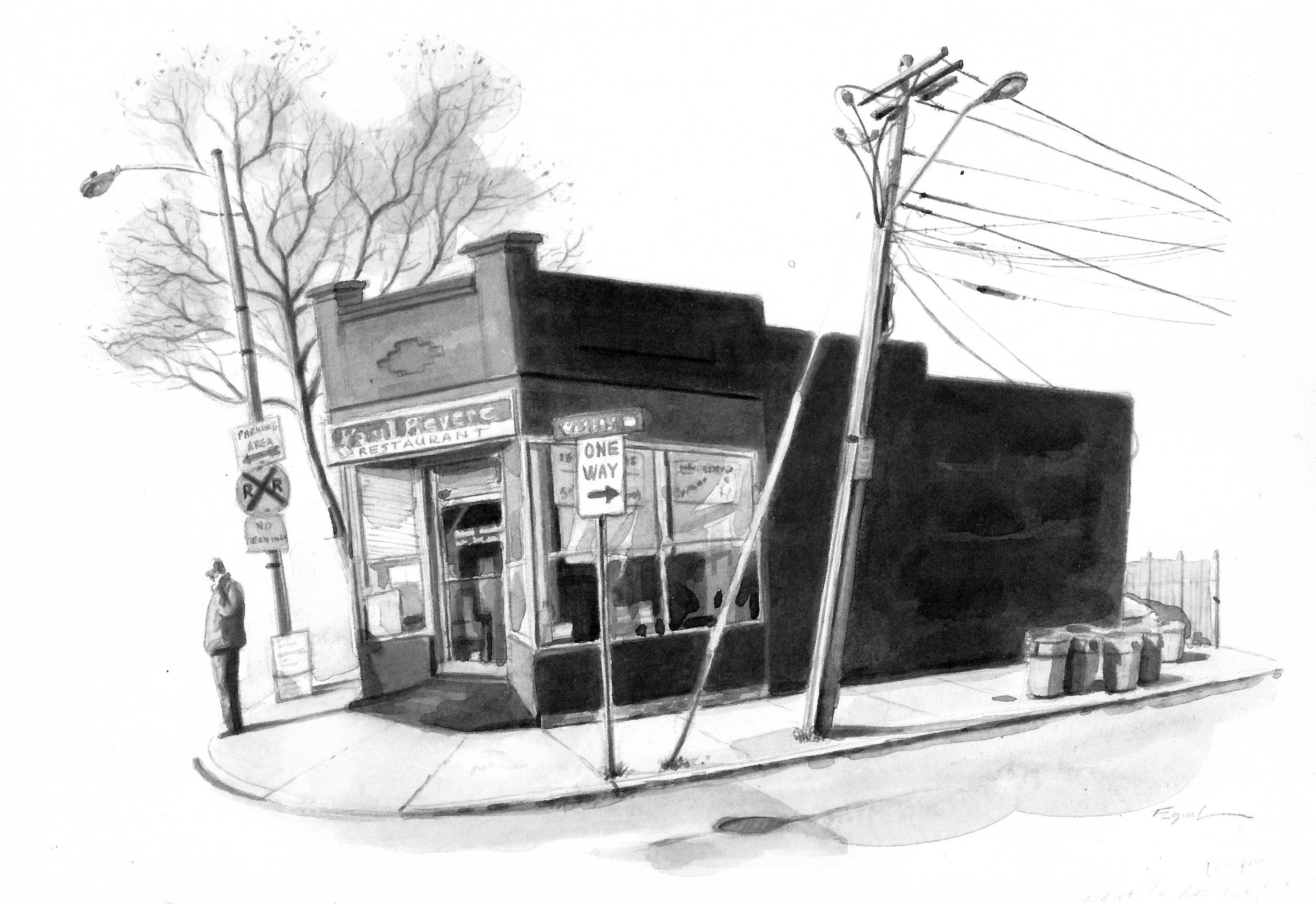 The Paul Revere Restaurant