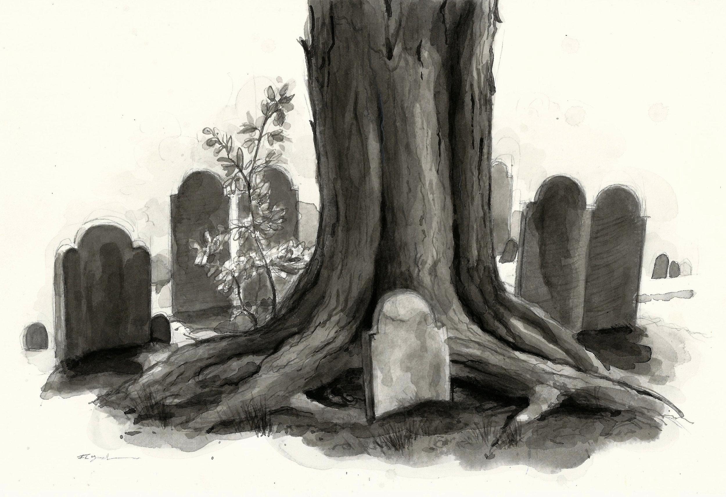 Ye Olde Burial Ground