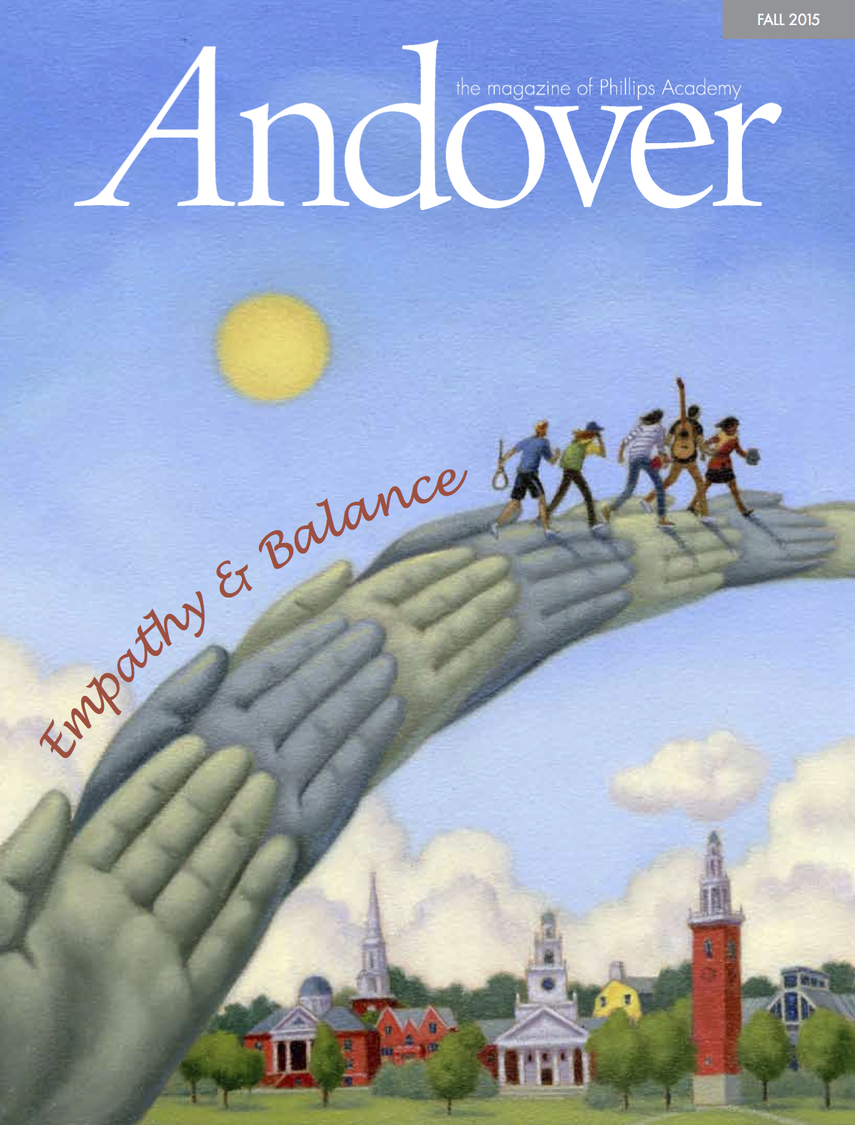 Andover Magazine