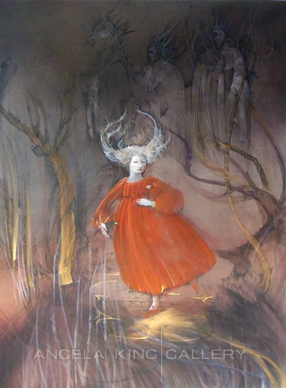 Spirits of the Forest - Espirits de la Forest