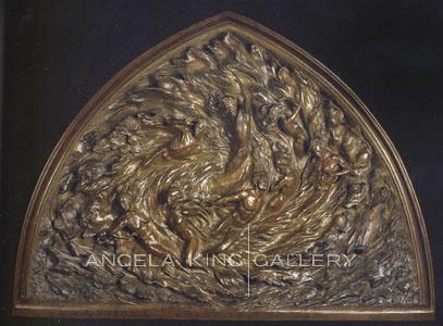 Ex Nihilo Maquette Bronze