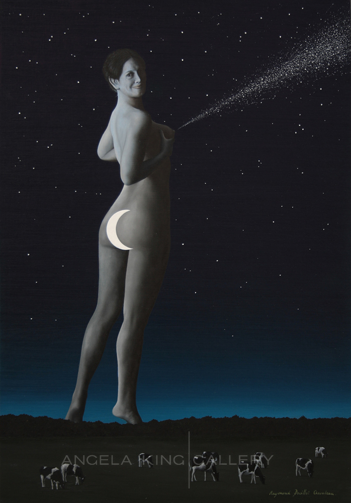 Hera et la Voie Lactée - Hera and the Milky Way*
