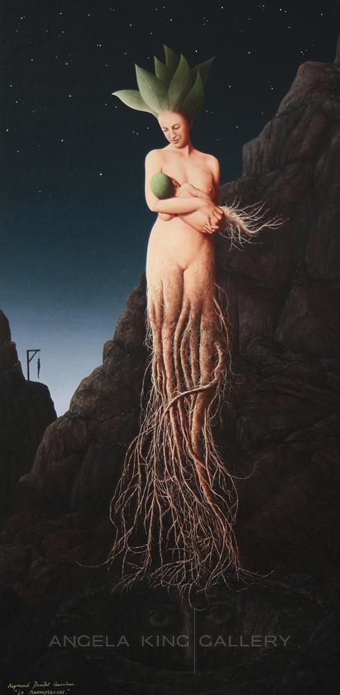 La Mamandragore - The Mama Mandrake*