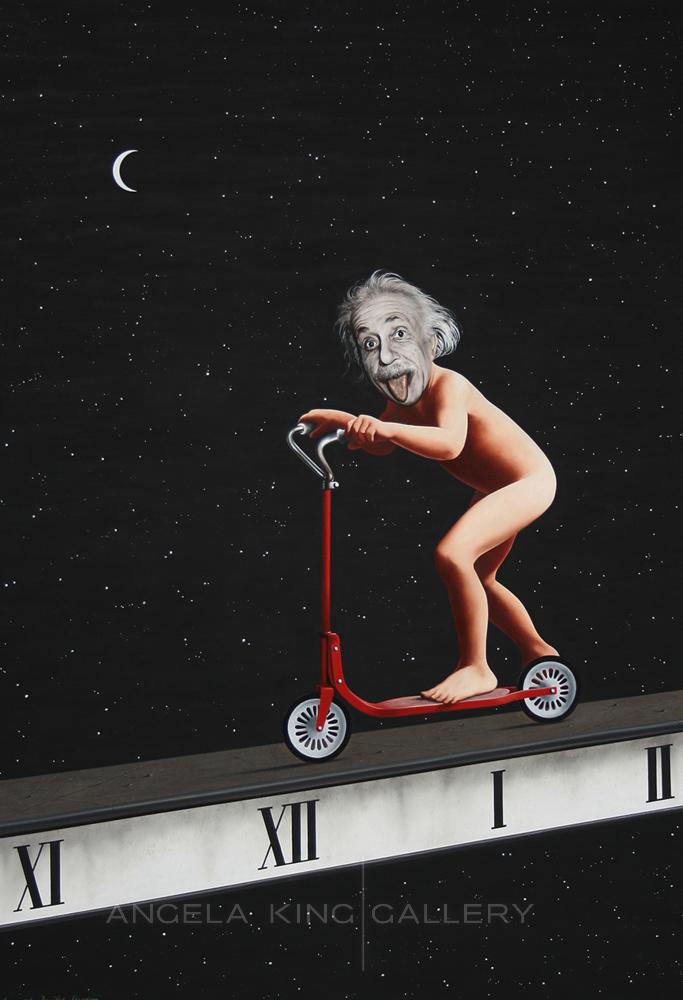 L'âme d'enfant d'Albert Einstein - Albert Einstein's Child Soul*