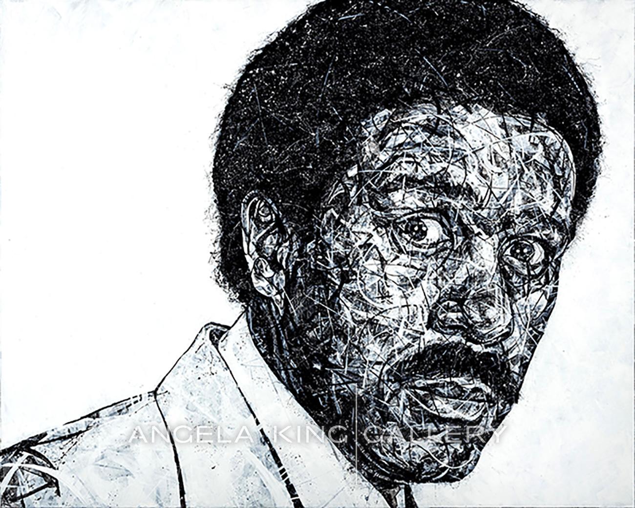 Portrait of Richard Pryor