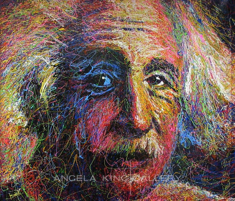 Albert Einstein 1/15/18*