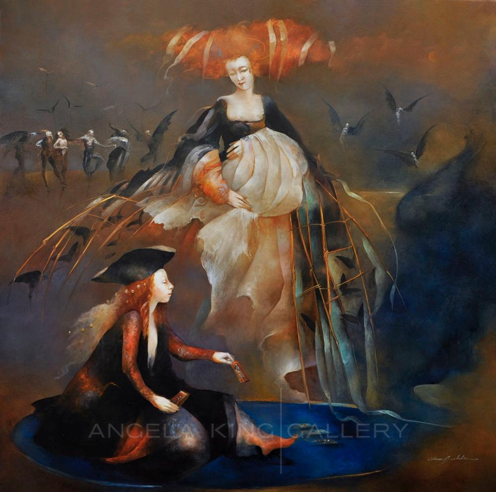 The Art of the Fortune Teller - L'art de la divination