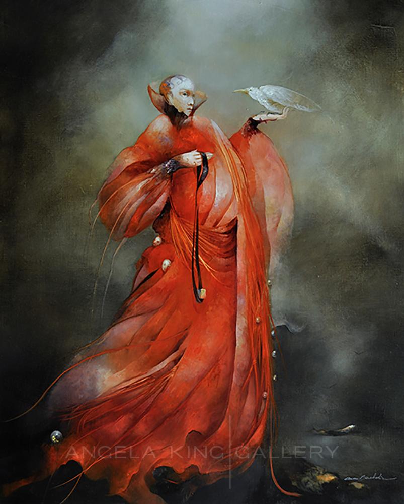 The Bird of Winter - l'Oiseau de l'hiver