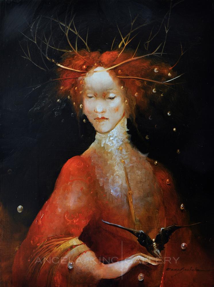 The Red Queen - La Reine Rouge*