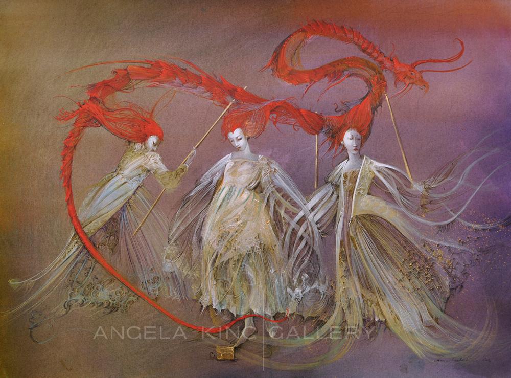 The Dragon Daughters - Les Filles du Dragon