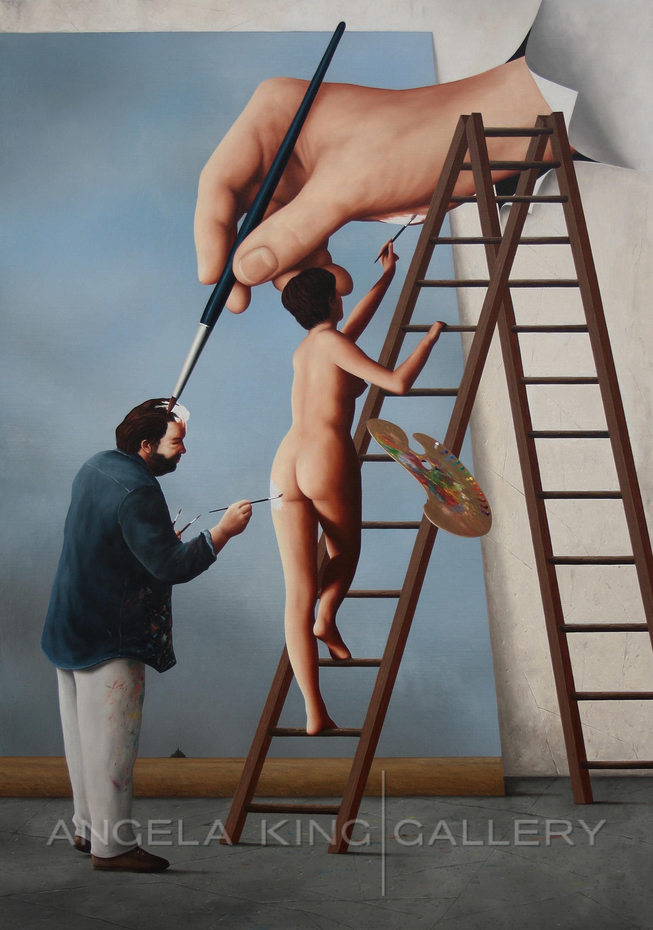 Les Mysteres de la Peinture - The Mysteries of Painting