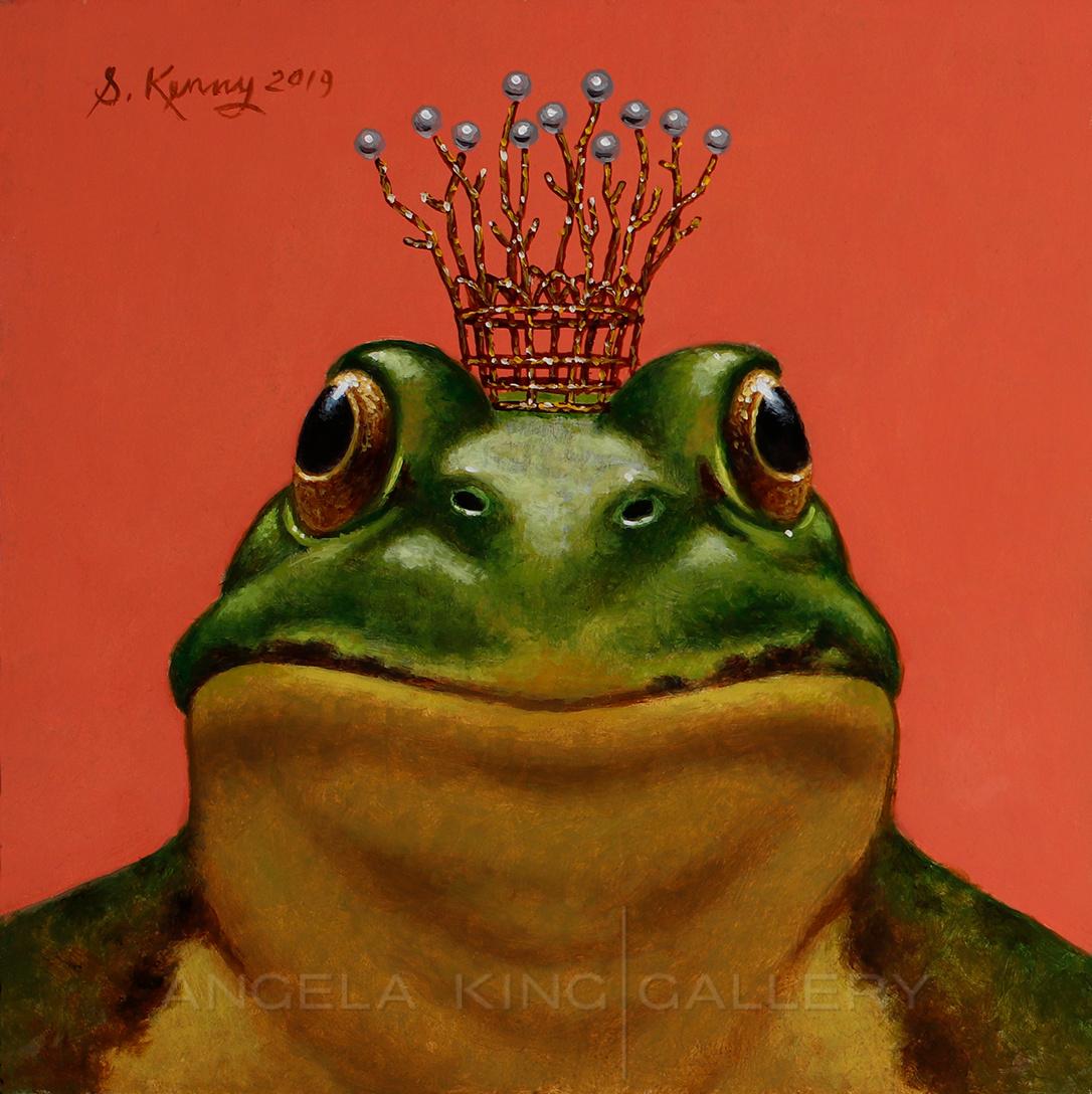 Royal Bullfrog*