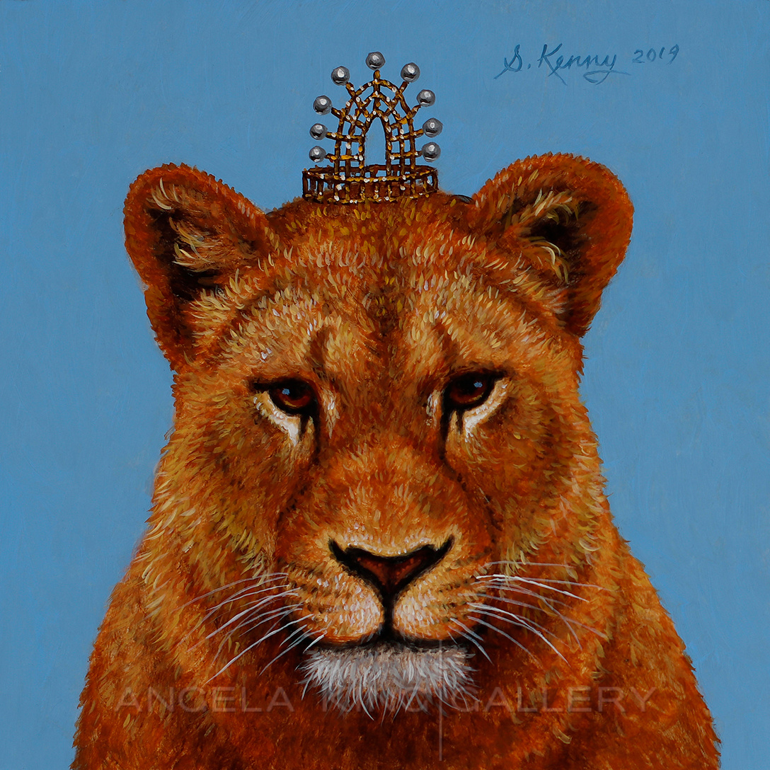 Royal Lioness*