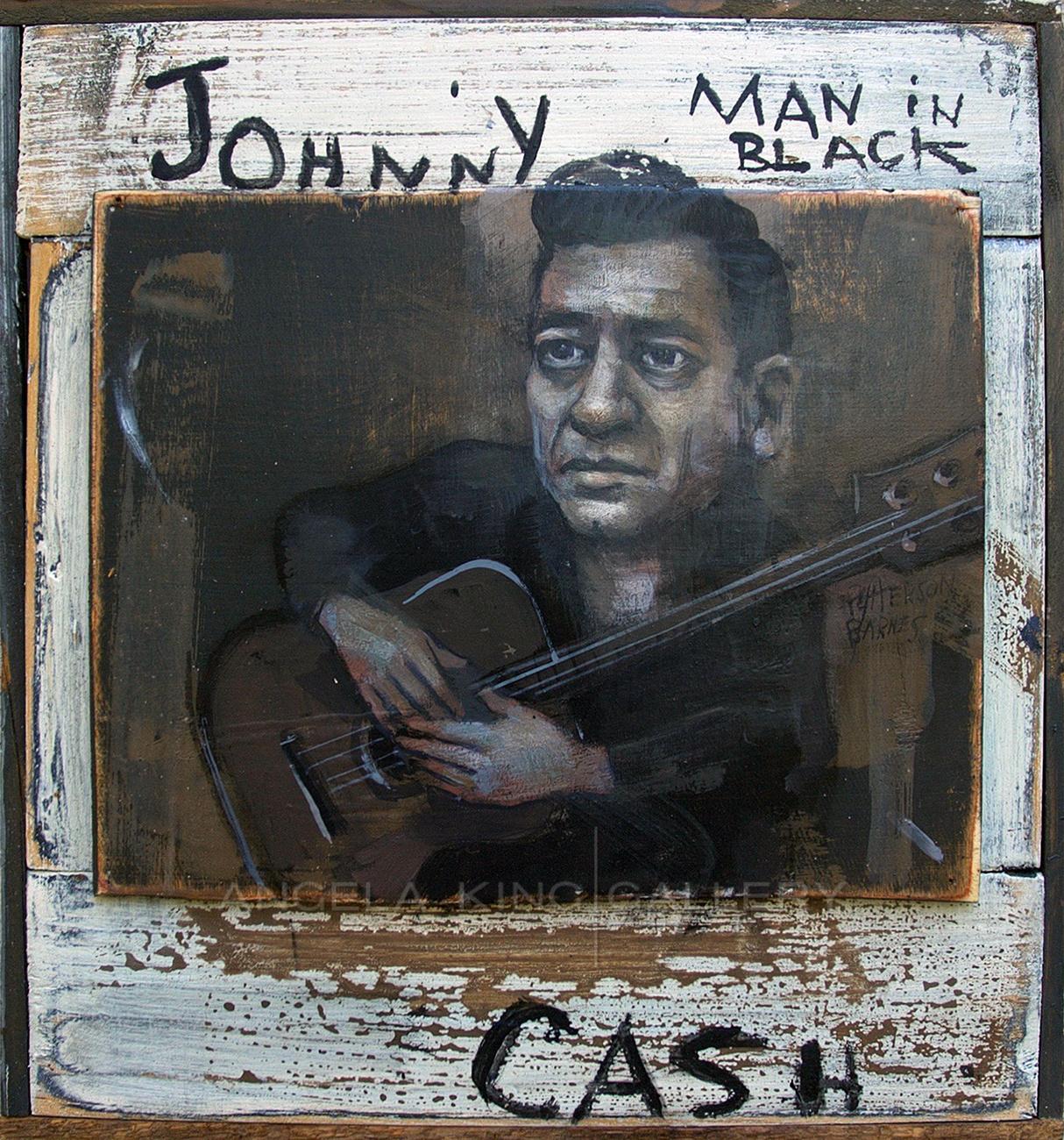 Johnny Man in Black Cash