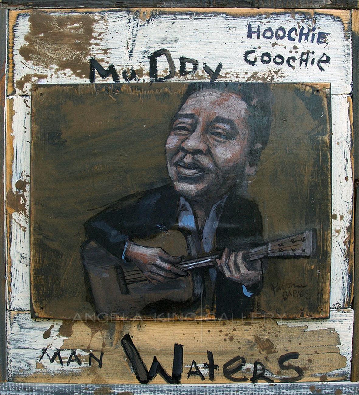 Muddy Hoochie Coochie Waters