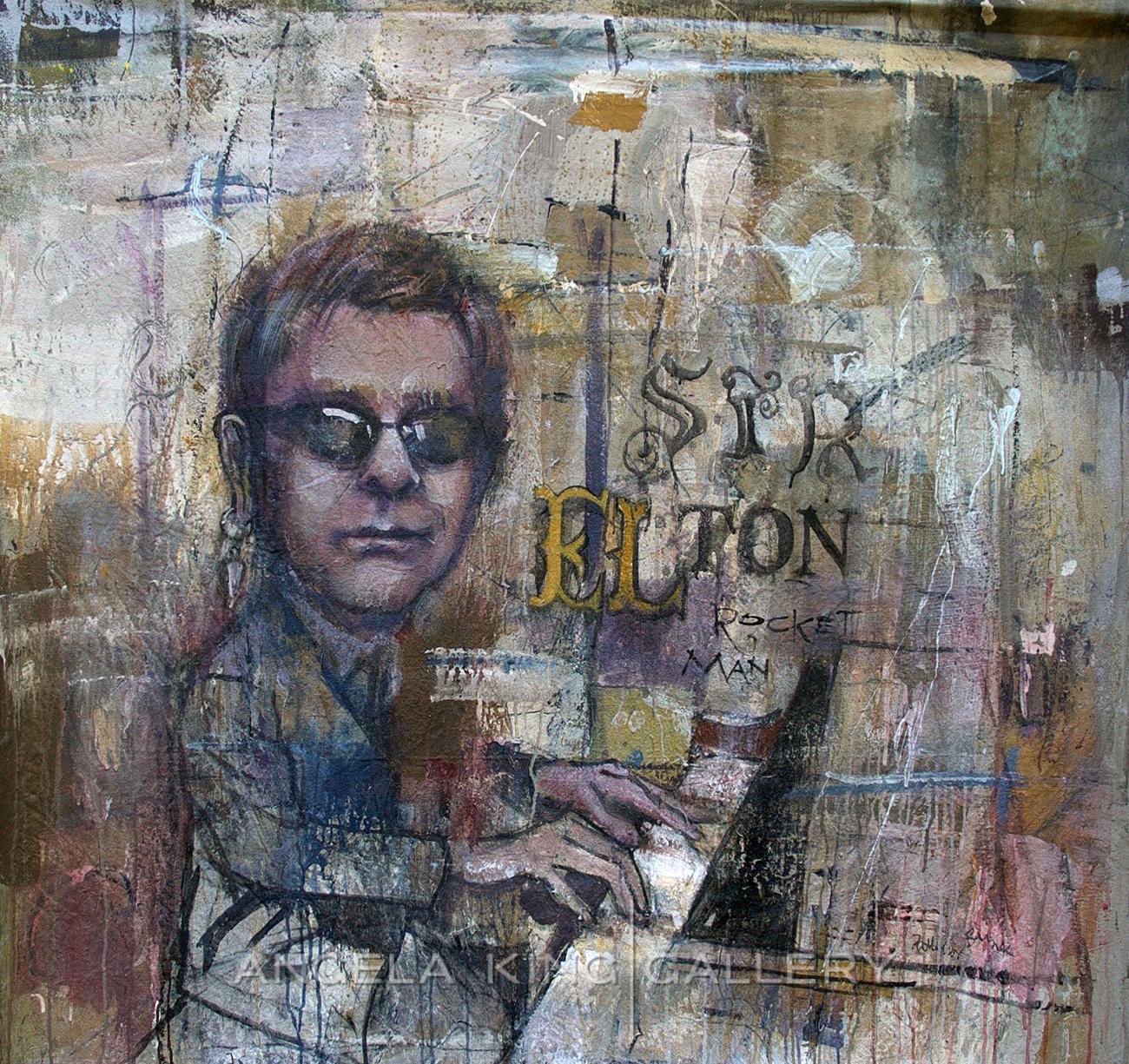 """Sir Elton John """"Rocket Man"""""""