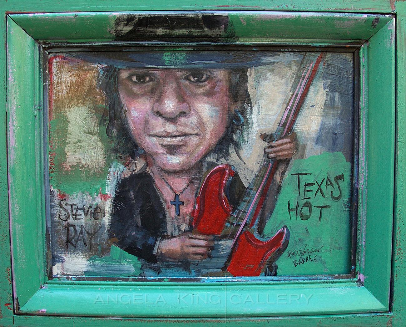 """Steve Ray Vaughn """"Texas Hot"""""""