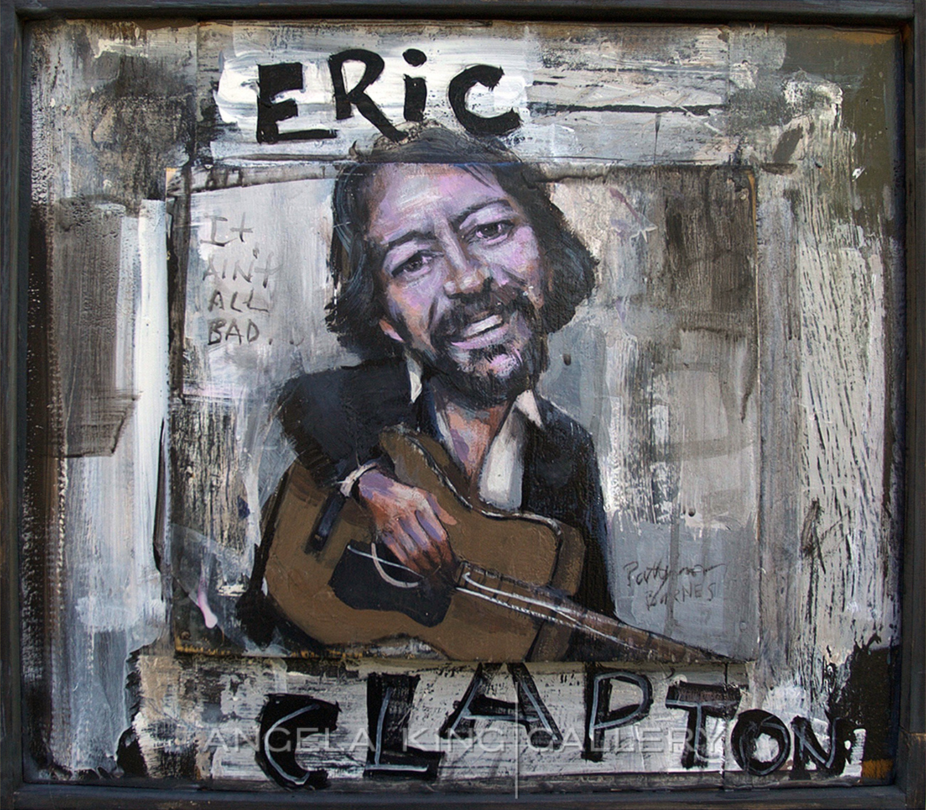"""Eric Clapton """"It Ain't All Bad"""""""