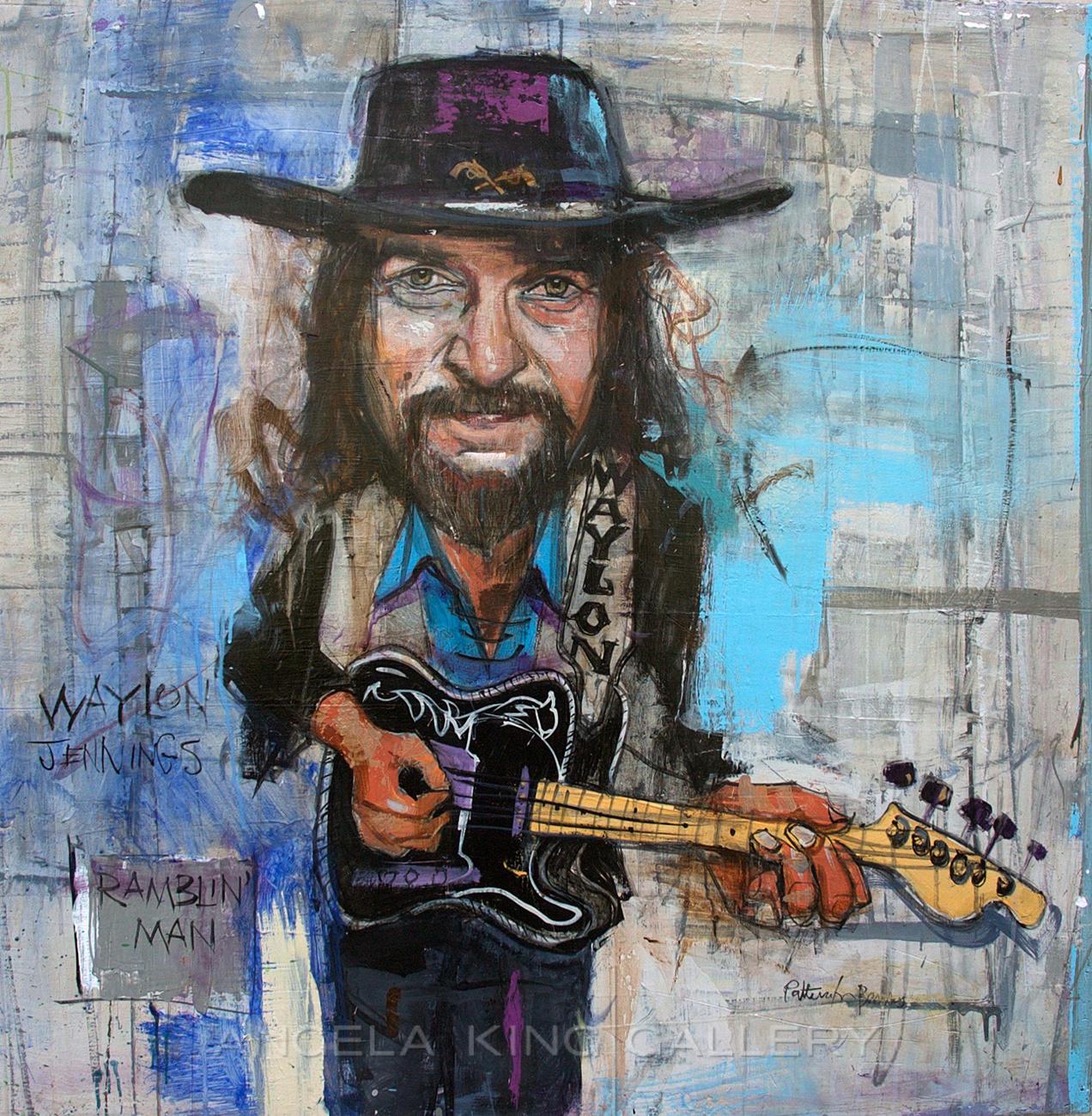 """Waylon Jennings """"Rambling Man"""""""