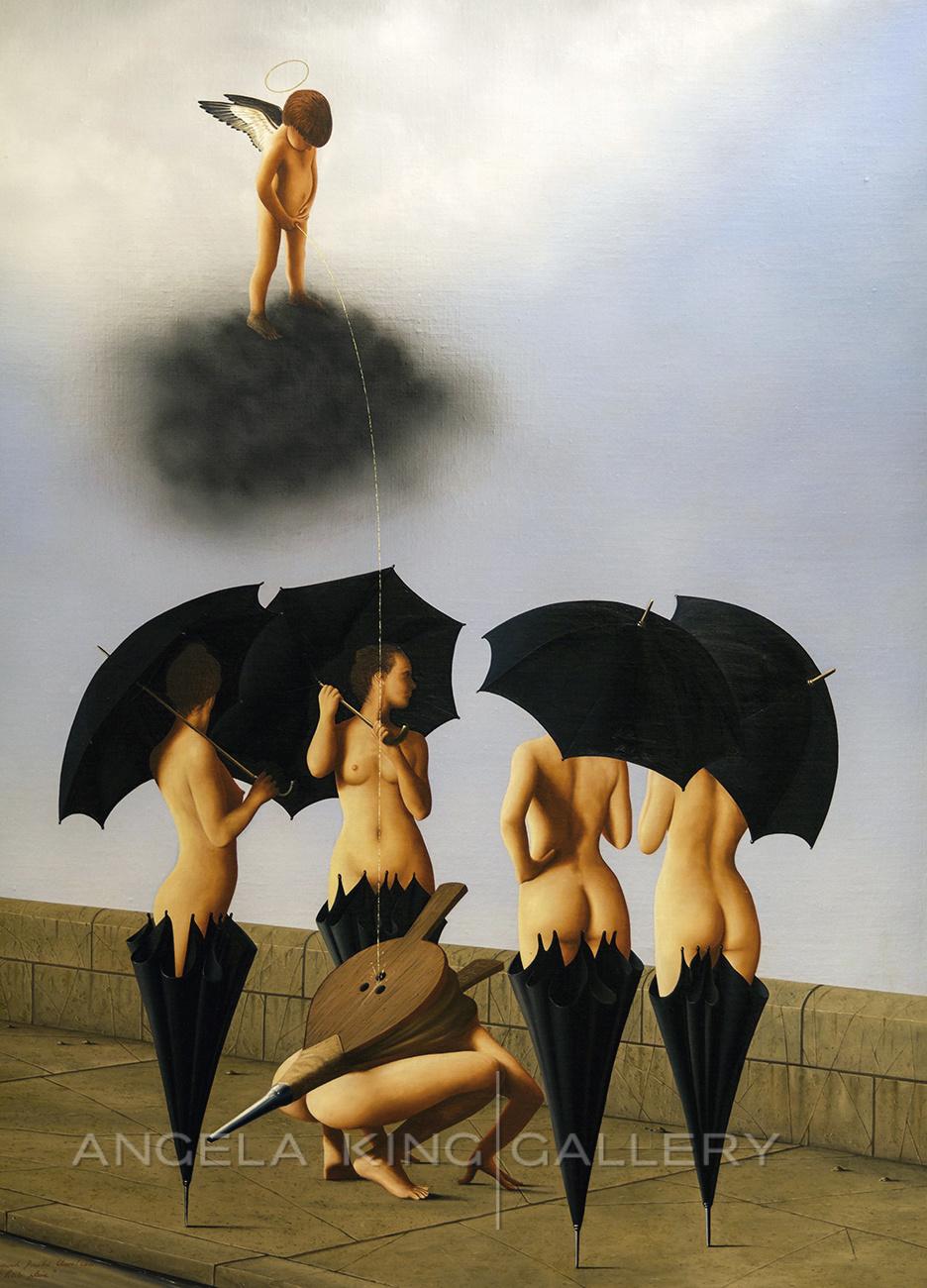 Le Petite Pluie - The Little Rain