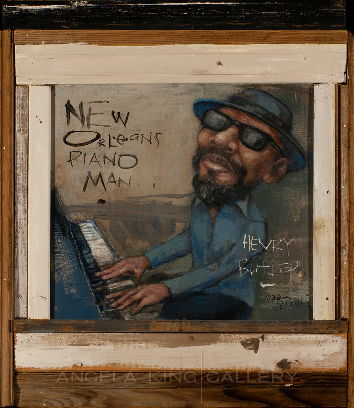 Henry Butler - New Orleans Piano Man
