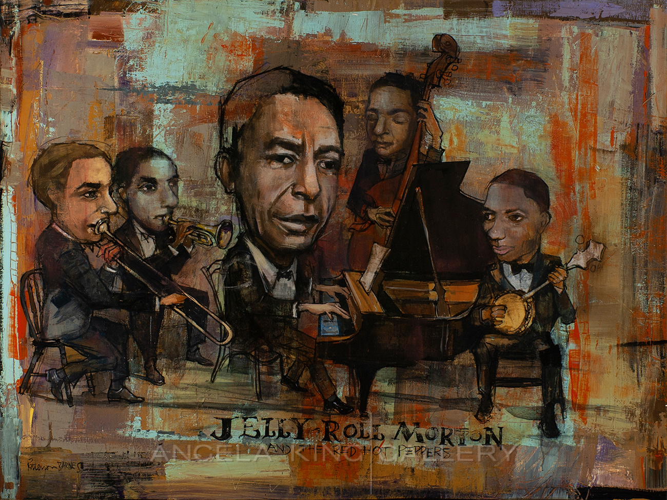 Jelly Roll Morton and the Red Hot Peppers